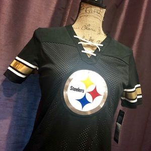 Pittsburgh Steelers Draft Me Shirt Size XS